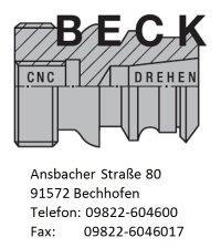 Beck Logo Oktober 2014