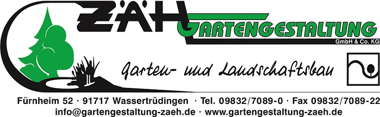 zäh gartengestaltung gmbh & co.kg | region hesselberg ag, Garten ideen
